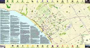 Santa Monica Green Map